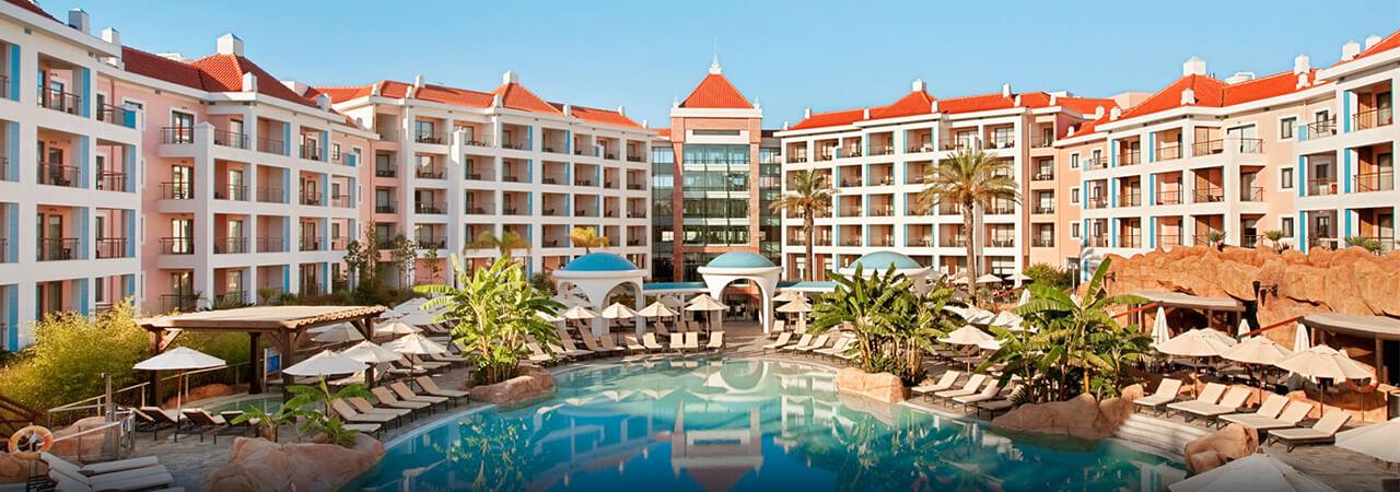 Bilyana Golf - Hilton Vilamoura As Cascatas Golf Resort & Spa