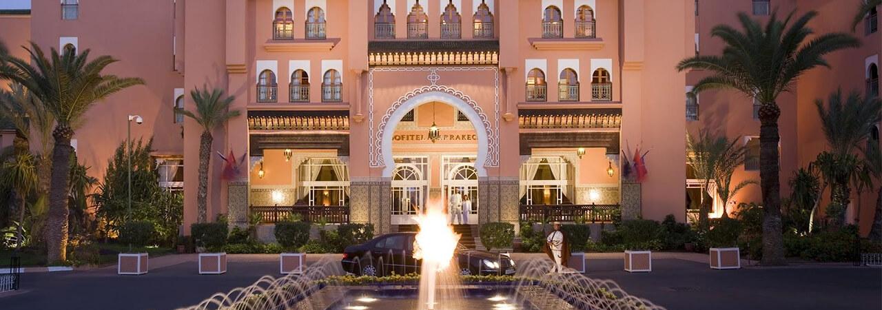 Bilyana Golf - Sofitel Marrakech Lounge & Spa