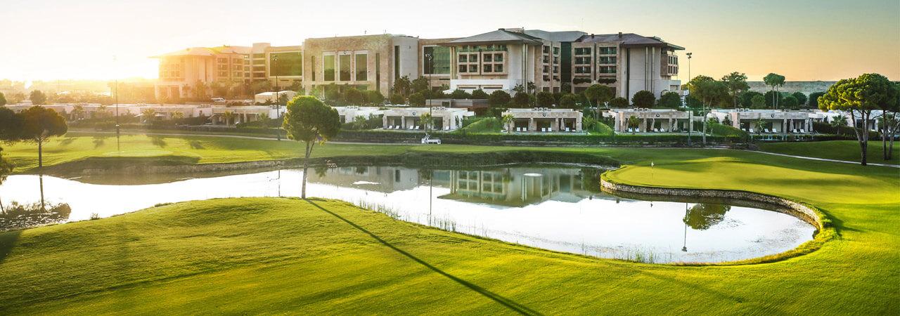 Bilyana Golf - Regnum Carya